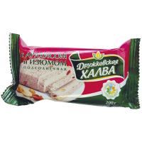 Халва Дружковська соняшникова арахіс/родзинки 200г