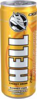Напій енергетичний Hell Mangosteen Pomelo б/а ж/б 250мл х24