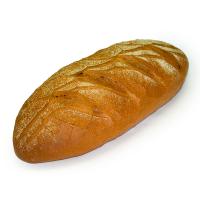 Хліб бездріждживий французько-сільский 280г