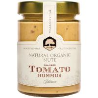 Хумус Natural Organic Nute з в`яленими томатами с/б 315г