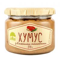 Хумус Інша Їжа з в`яленими томатами с/б 270г