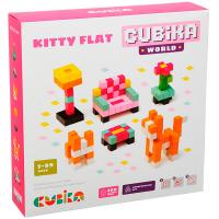 Іграшка Cubika Конструктор Будинок кішки арт.15313