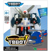 Іграшка Tobot трансформер Adventure mimi Y арт.301045