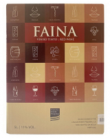 Вино Casa Da Fonte Pequena Faina Red червоне сухе 11% 5л