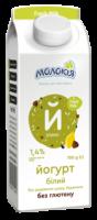 Йогурт Молокія 1,4% злаки pure-pak 700г