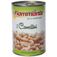 Квасоля La Fiammante каннелліні ж/б 400г