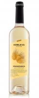 Вино Коблево Франческа н/сол. біле+штопор 0,75л х6