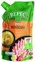 Гірчиця Верес Українська міцна 120г