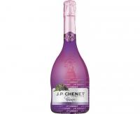 Вино ігристе JP. Chenet Fashion Cassis чорна смородина червоне напівсолодке 10% 0,75л