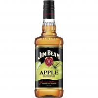Напій алкогольний Jim Beam Apple  35% 0,7л х6