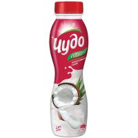 Йогурт Чудо 2,8% Кокосовий шейк 270мл