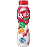 Йогурт Чудо північні ягоди 2,5% 270г