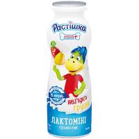 Йогурт Danon Растішка Лактоміні Яблуко-груша 1,5% 160г
