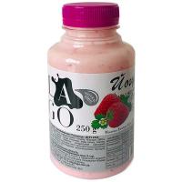 Йогурт LaGo з наповнювачем Полуниця 3,2% питний 250г