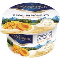 Йогурт Movenpick Premium Moments Манго-абрикос 5% 100г