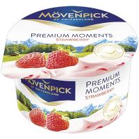 Йогурт Movenpick Premium Moments Полуниця 5% 100г