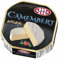 Сир Melkovita Camambert natural з пліснявою 125г х10