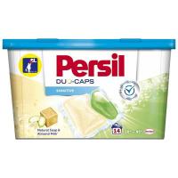 """Капсули для прання дитячих речей Persil Duo-Caps Sensitive """"Натуральне мило та мигдалеве молочко"""", 14 шт."""