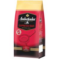 Кава Ambassador Espresso Bar в зернах пакет 1000г