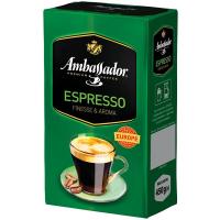 Кава Ambassador Espresso мелена 450г