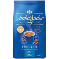 Кава Ambassador Premium у зернах 1000г