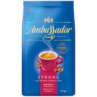 Кава Ambassador Strong у зернах 1000г
