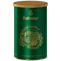 Кава Dallmayr San Sebastian смажена мелена мет. банка 250г