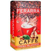 Кава Ferarra 100% Crema Irlandese мелена 250г
