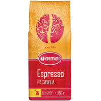 Кава Gemini Espresso мелена 250г