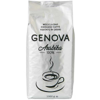 Кава Genova Arabika 100% 1000г