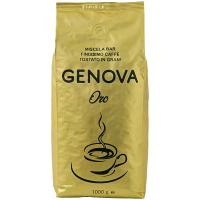 Кава Genova Oro в зернах 1000г