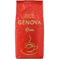 Кава Genova Rossa в зернах 1000г