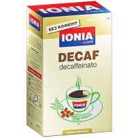 Кава Ionia Decaffeinato мелена 250г