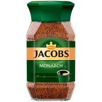 Кава Jacobs Monarch розчинна 190г