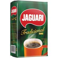 Кава Jaguari Ouro Tradicional Vacuo смажена мелена 500г