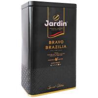 Кава Jardin Bravo Brazilia смажена мелена ж/б 250г