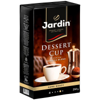 Кава Jardin Dessert Cup 4 мелена в/у 250г