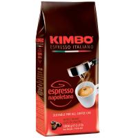 Кава Kimbo Espresso Napoletano в зернах пакет 1кг
