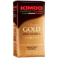 Кава Kimbo Aroma Gold мелена в/у 250г