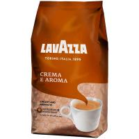 Кава Lavazza Crema e Aroma смажена у зернах 1000г