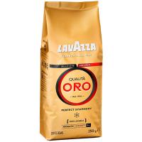 Кава Lavazza Qualita Oro смажена в зернах 250г
