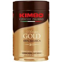Кава мелена Aroma Gold Kimbo з/б 250г