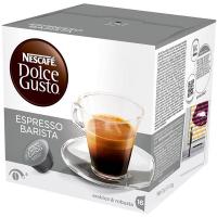 Кава напій Nescafe Dolche Gusto Ristretto Barista 16x7г