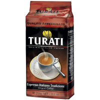 Кава Turati Qualita Affezionato мелена в/у 250г