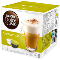 Кава Nescafe Dolce Gusto Cappuccino 186,4г