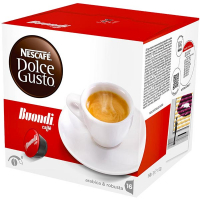 Кава Nescafe Dolche Gusto Biondi 16*7г