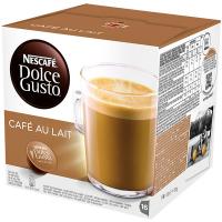 Кава Nescafe Dolche Gusto Cafe Au Lait 160г