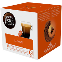 Кава Nescafe Dolche Gusto Lungo мелена 16*6.5г 104г