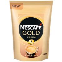 Кава Nescafe Gold Crema 100г