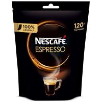 Кава Nescafe Gold Espresso розчинна 120г